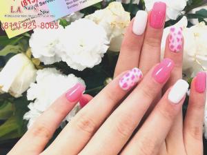 L.A. Nails & Spa | Nail salon 33626 | Westchase Tampa FL | pt1